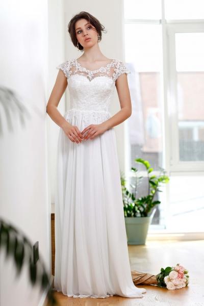 Schantal wedding dress from the collection Kiara, model 1163.