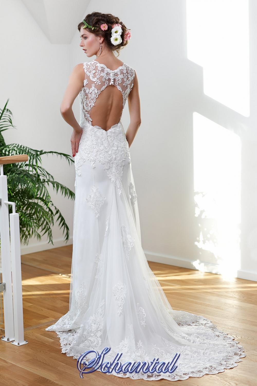 "Schantal Brautkleid aus der Kollektion ""Kiara"", Modell 1128. Foto 2"