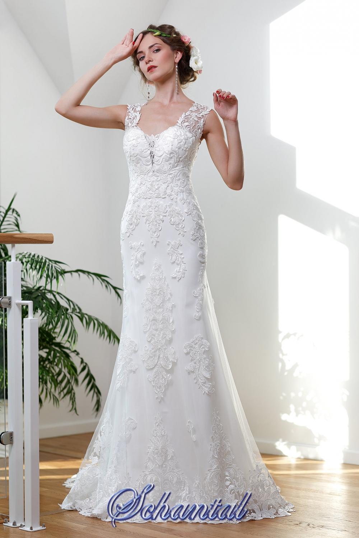 "Schantal Brautkleid aus der Kollektion ""Kiara"", Modell 1128. Foto 1"