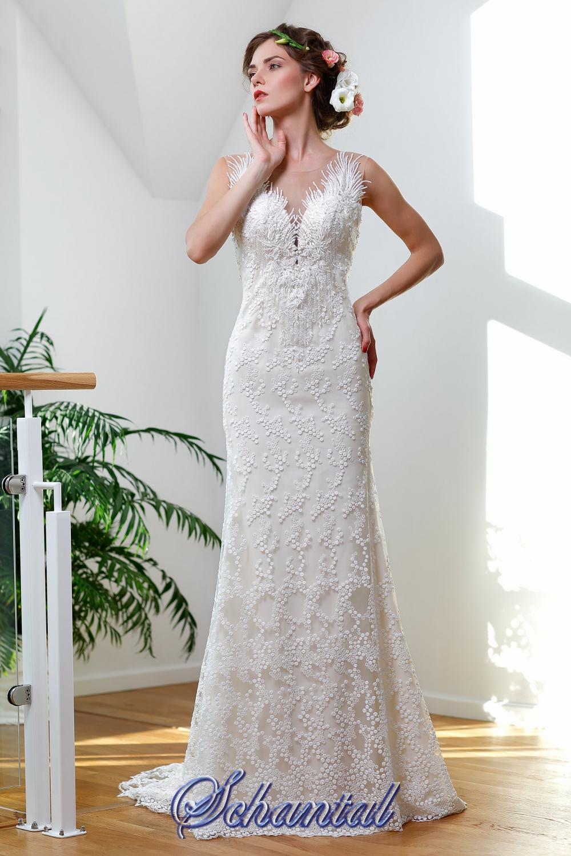 "Schantal Brautkleid aus der Kollektion ""Kiara"", Modell 1138. Foto 1"