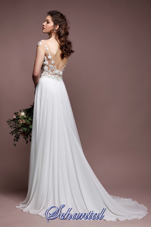 "Schantal Brautkleid aus der Kollektion ""Kiara"", Modell 1139 . Foto 3"