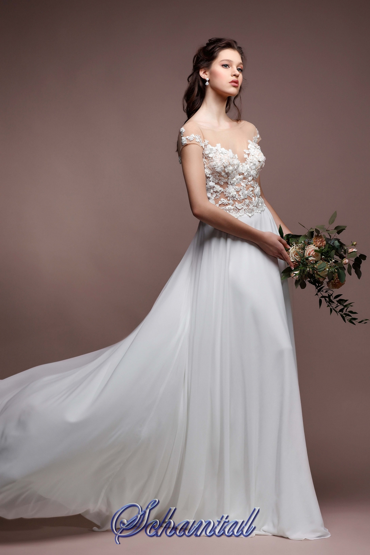 "Schantal Brautkleid aus der Kollektion ""Kiara"", Modell 1139 . Foto 2"