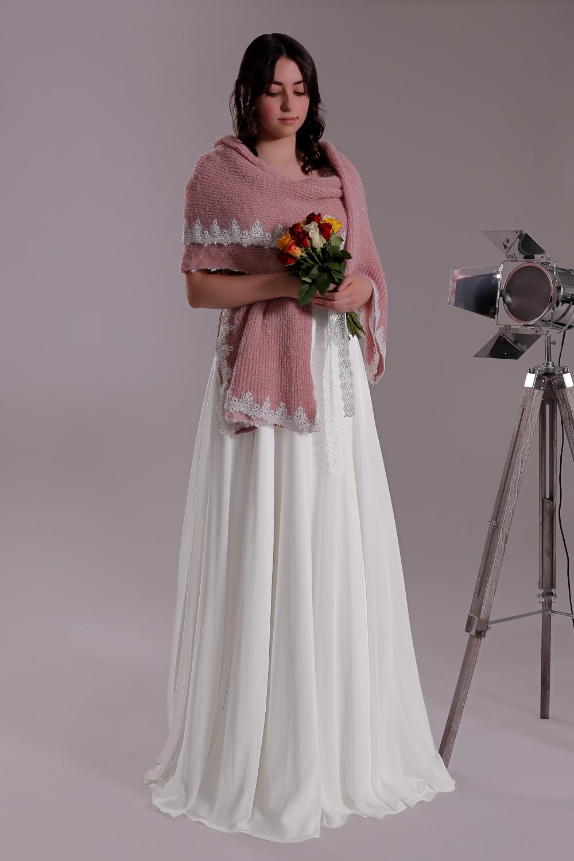 """Schantal Brautkleid aus der Kollektion """"Ni-Na"""", Modell 31001. Foto 2"""