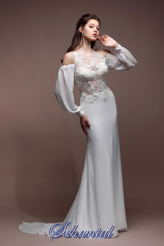 "Schantal Brautkleid aus der Kollektion ""Kiara"", Modell 1148. Foto 1"