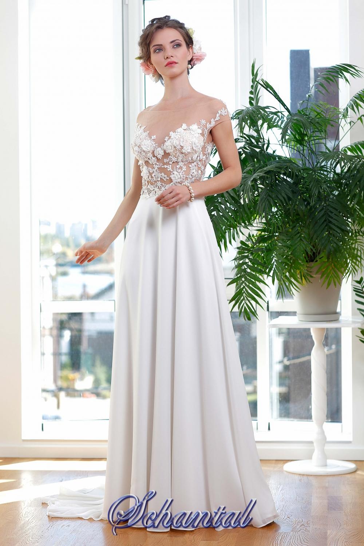"Schantal Brautkleid aus der Kollektion ""Kiara"", Modell 1139 . Foto 1"