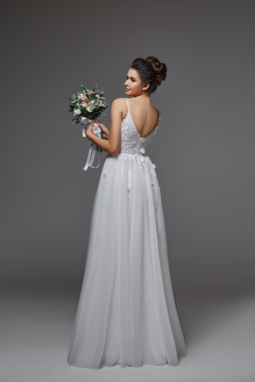 "Schantal Brautkleid aus der Kollektion ""Pilar"", Modell 17954 - 2. Foto 2"