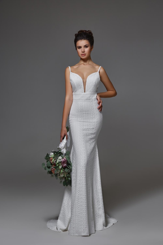 "Schantal Brautkleid aus der Kollektion ""Pilar"", Modell 28062. Foto 1"