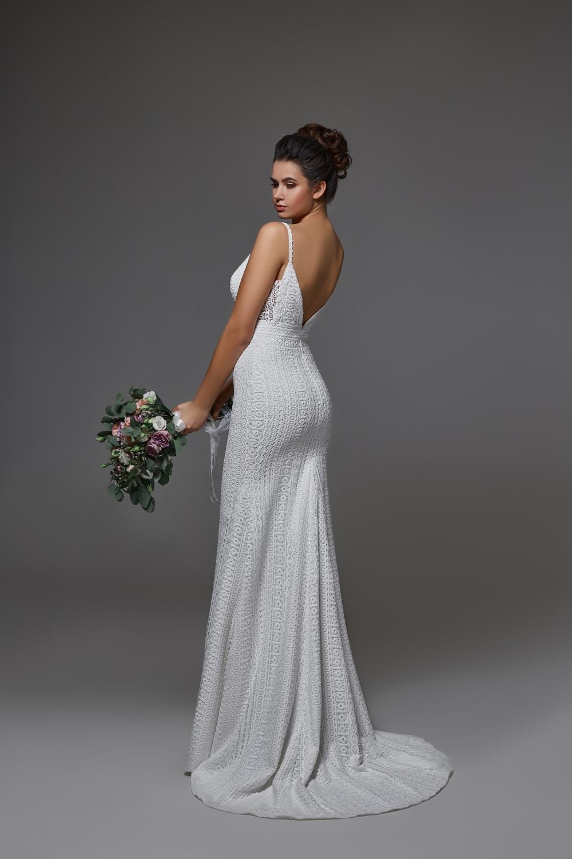 "Schantal Brautkleid aus der Kollektion ""Pilar"", Modell 28062. Foto 2"