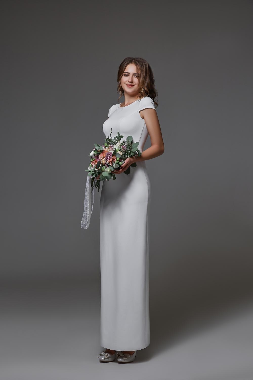 "Schantal Brautkleid aus der Kollektion ""Pilar"", Modell 28039. Foto 1"