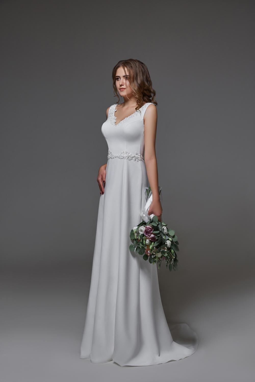 "Schantal Brautkleid aus der Kollektion ""Pilar"", Modell 28038. Foto 1"