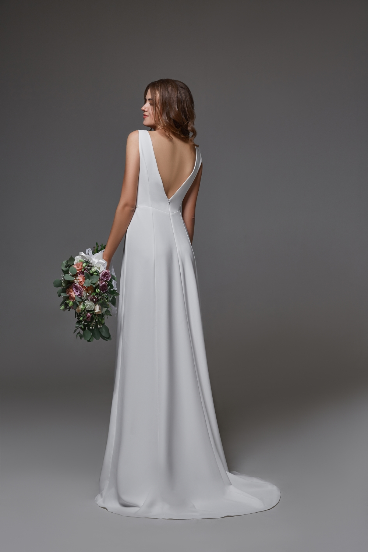 "Schantal Brautkleid aus der Kollektion ""Pilar"", Modell 28038. Foto 2"