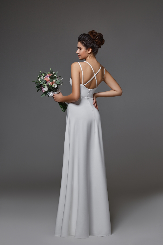 "Schantal Brautkleid aus der Kollektion ""Pilar"", Modell 17962. Foto 3"