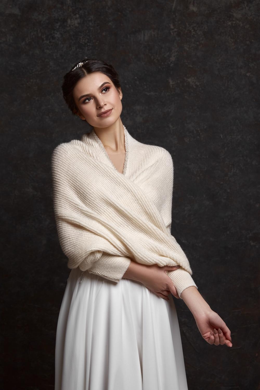 """Schantal Brautkleid aus der Kollektion """"Ni-Na"""", Modell 31006. Foto 1"""