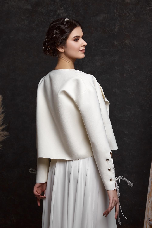 """Schantal Brautkleid aus der Kollektion """"Ni-Na"""", Modell 31007. Foto 2"""