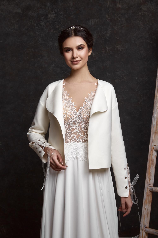 """Schantal Brautkleid aus der Kollektion """"Ni-Na"""", Modell 31007. Foto 1"""