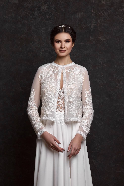 """Schantal Brautkleid aus der Kollektion """"Ni-Na"""", Modell 31008. Foto 2"""