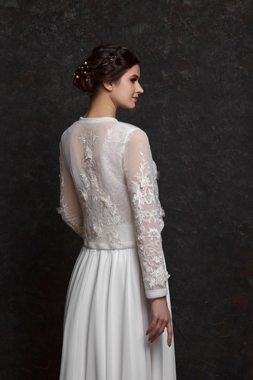 """Schantal Brautkleid aus der Kollektion """"Ni-Na"""", Modell 31008. Foto 1"""
