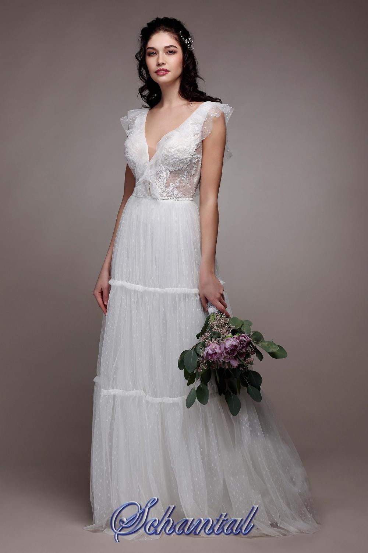 "Schantal Brautkleid aus der Kollektion ""Kiara"", Modell 1157. Foto 1"