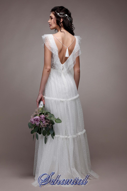 "Schantal Brautkleid aus der Kollektion ""Kiara"", Modell 1157. Foto 2"
