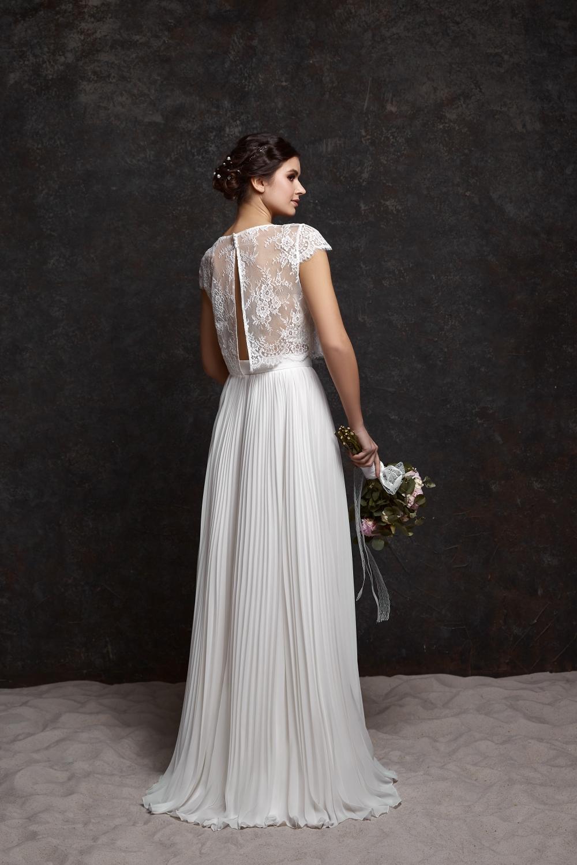 """Schantal Brautkleid aus der Kollektion """"Traum"""", Modell 28078. Foto 2"""