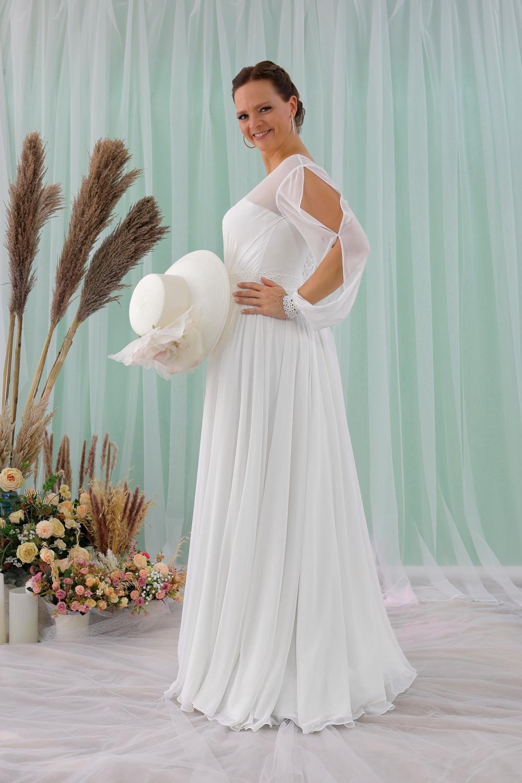 """Schantal Brautkleid aus der Kollektion """"Queen XXL"""", Modell 2315 XXL. Foto 3"""