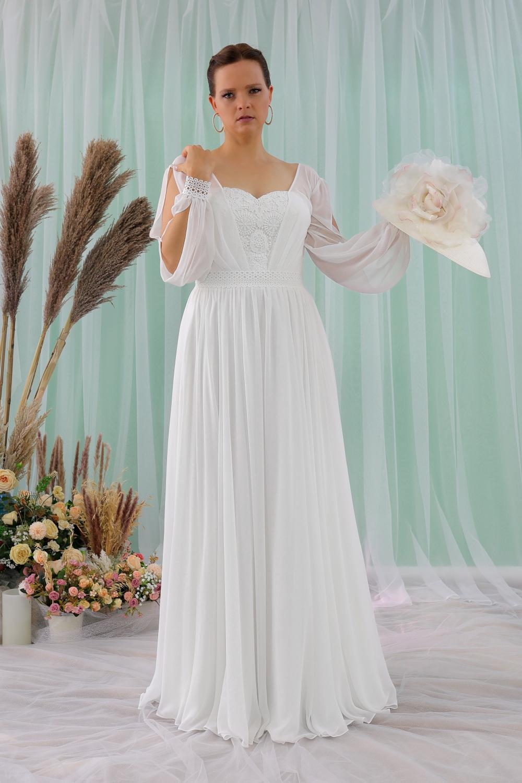 """Schantal Brautkleid aus der Kollektion """"Queen XXL"""", Modell 2315 XXL. Foto 1"""