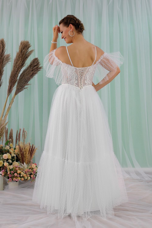 """Schantal Brautkleid aus der Kollektion """"Queen XXL"""", Modell 2316 XXL. Foto 5"""